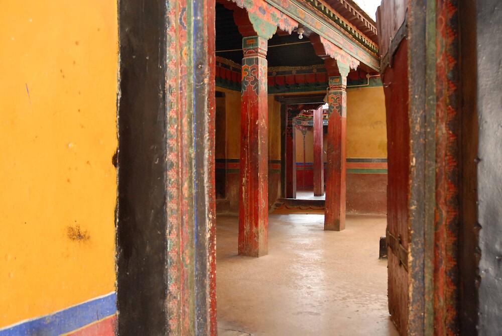 Door Inward by Shakti Hurst