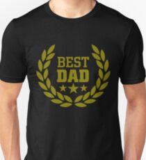 best dad Unisex T-Shirt