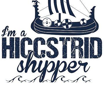 Hiccstrid Shipper by Chanalli