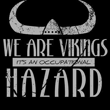 We are Vikings - Stoick by Chanalli