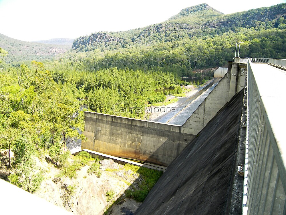 Tallowa Dam by Laura Moore