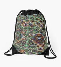 Dream Revisions 1 Drawstring Bag