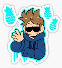 tommy boy Sticker
