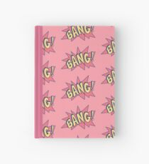 *BANG* Pattern Hardcover Journal