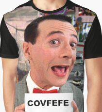 PeeWee - COVFEFE Graphic T-Shirt