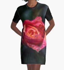 flowers friends Graphic T-Shirt Dress