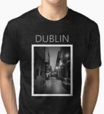 Dublin Dame Lane Tri-blend T-Shirt