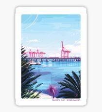 Fremantle Port Sticker