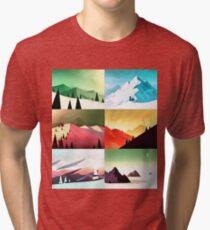 beauty of world Tri-blend T-Shirt