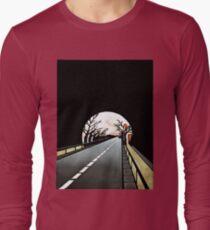tunnel road  Long Sleeve T-Shirt