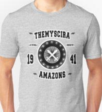 Themyscira Amazons  Unisex T-Shirt