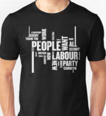All about Jeremy Corbyn Unisex T-Shirt