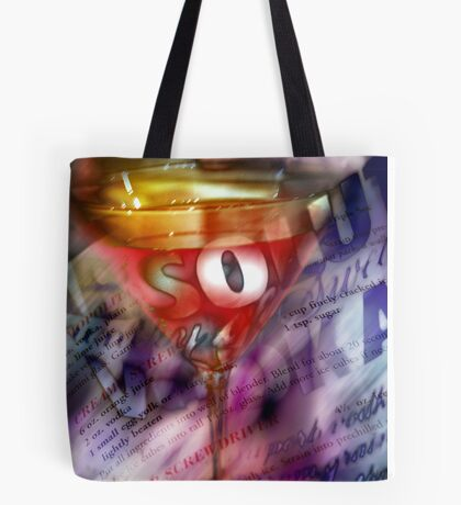 absolut cosmopolitan Tote Bag