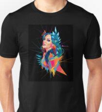 Kylie Minogue Neon Goddess Unisex T-Shirt