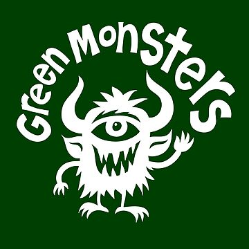 Green Monsters by traderjacks