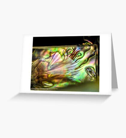 Charm a Rainbow Greeting Card