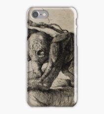 Scarfy iPhone Case/Skin