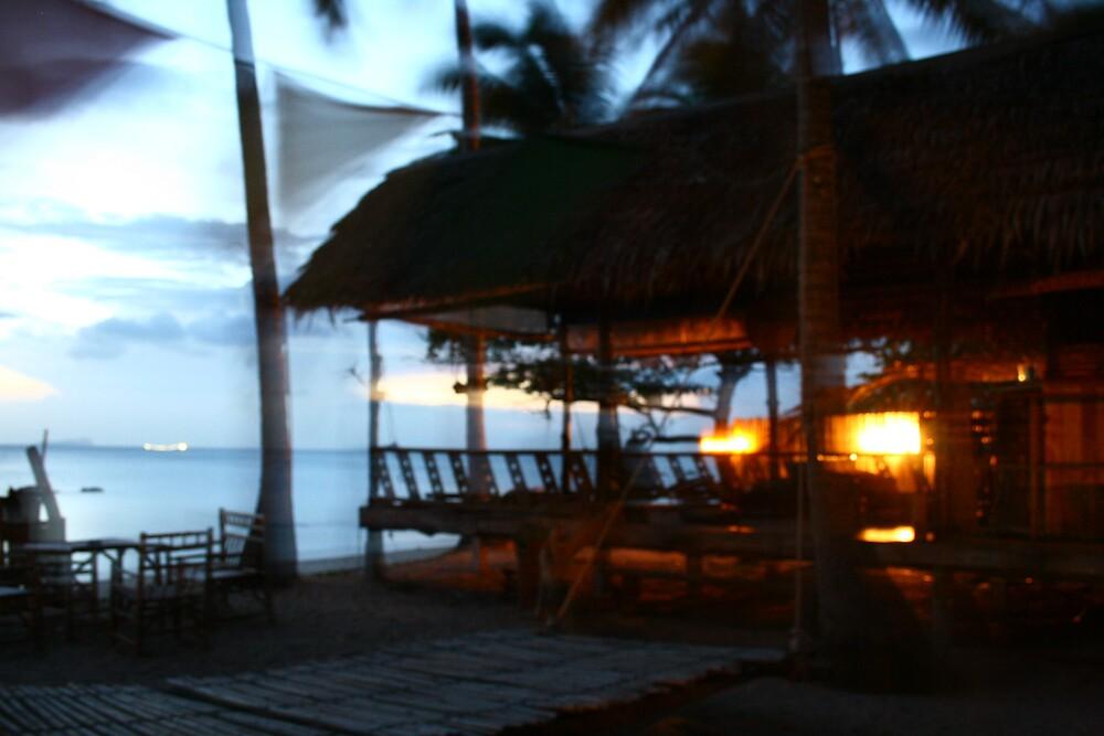 Bar on the Beach by lemontree