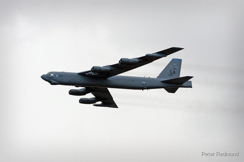 B-52 by Peter Redmond