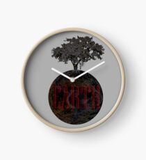 Mother Earth Clock