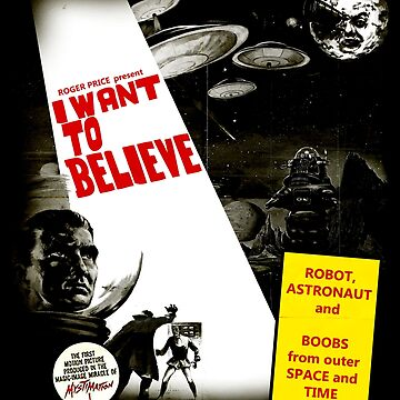 I Want To Believe by senechal34