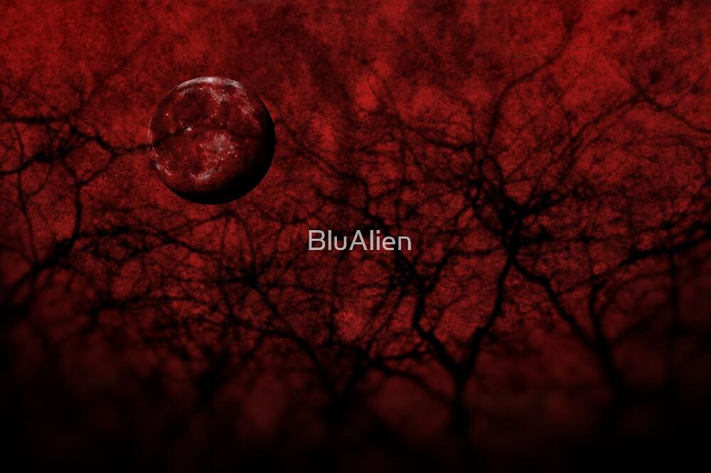 Blood Moon by BluAlien