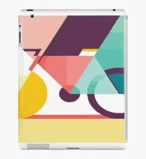 LOVE BIKING  iPad Case/Skin