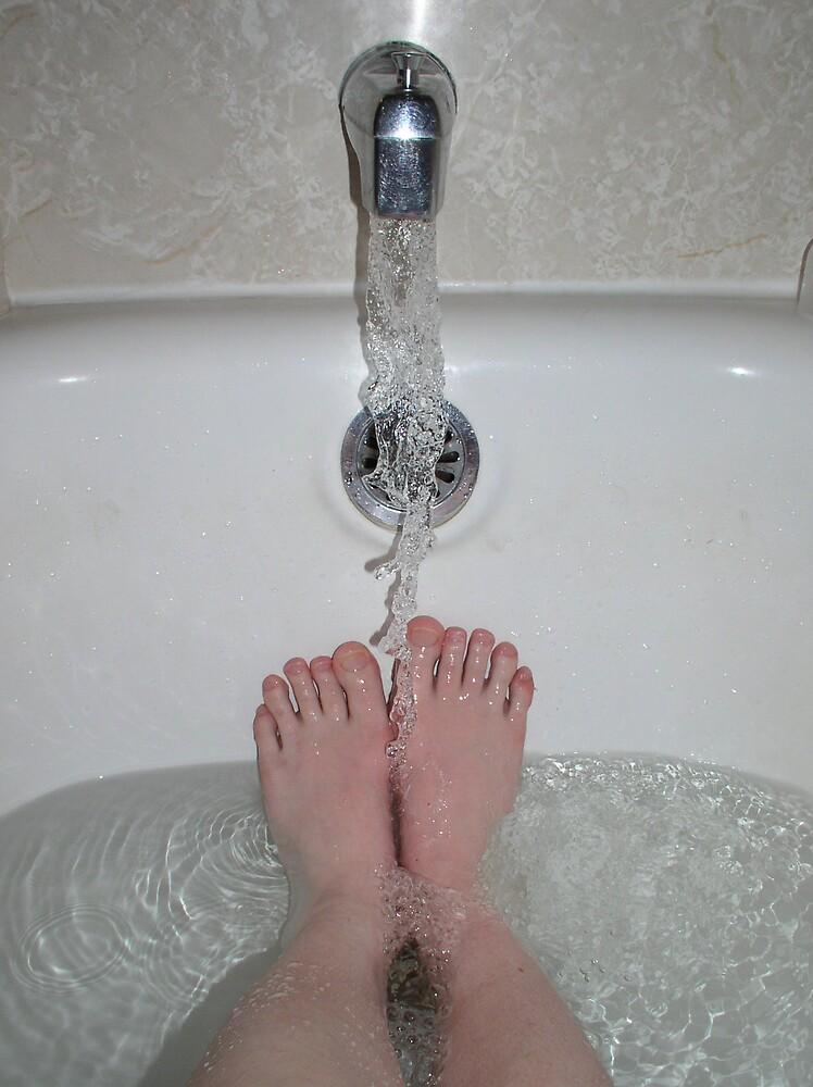 Wet Feet by Zolton