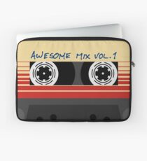 Awesome Mixtape Vol 1, Tape, Music, Retro Laptop Sleeve