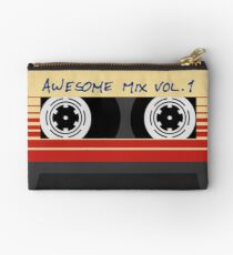 Awesome Mixtape Vol 1, Tape, Music, Retro Studio Pouch