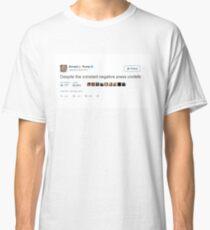 Donald Trump Covfefe Tweet Classic T-Shirt