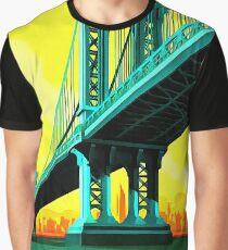 san francisco bridge Graphic T-Shirt