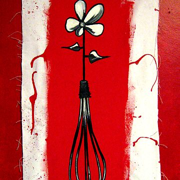 wisk flower by cyril26