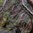 Polylepsis (Quinoa) tree forests by funkyworm