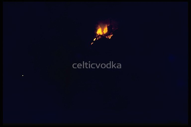 House on Fire by celticvodka