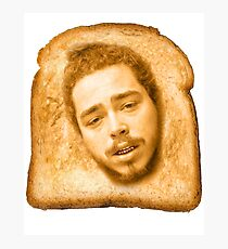 Toast Malone Photographic Print