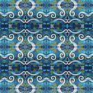 Genesis Fanart The Lamia_Pattern by Frank Grabowski von Frank Grabowski
