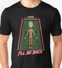 Rick i'll Be Back T-Shirt