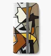 Revisited  - a naive Demarcation iPhone Wallet/Case/Skin
