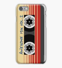Awesome Mixtape Vol. 2, Tape, Music, Cassette iPhone Case/Skin