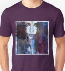 Beautiful Female Portrait Conceptual Modern Art Digital Artwork creations by: Avriahartz ''Her Beauty is an Art for Inspiration'' 4 Unisex T-Shirt
