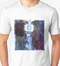 Beautiful Female Portrait Conceptual Modern Art Digital Artwork creations by: Avriahartz ''Her Beauty is an Art for Inspiration'' 4 Unisex T-Shirt