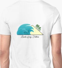 Landes of my Fathers - Dos Unisex T-Shirt