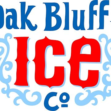 OAK BLUFFS ICE CO. by traderjacks