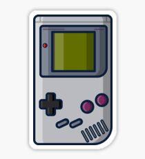 Retro: OG Game boy Sticker