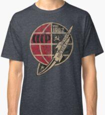 CCCP Boctok VIII 1962 V02 Classic T-Shirt