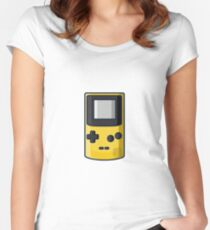 Retro: OG Game boy Color Women's Fitted Scoop T-Shirt