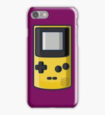 Retro: OG Game boy Color iPhone Case/Skin