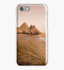 Three Cliffs Bay Gower Swansea iPhone Case/Skin