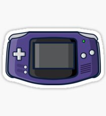 Retro: OG Game boy Advance Sticker